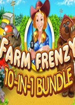 ���ũ����10��1�ϼ�(Farm Frenzy 10-in-1 Bundle)�ƽ��