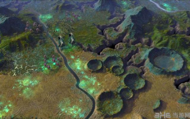 文明:太空截图1
