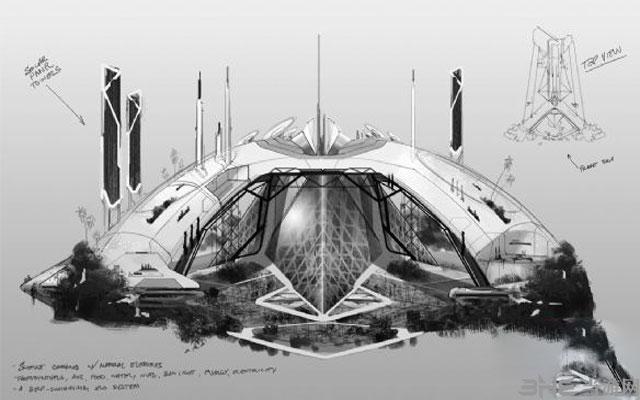 文明:太空截图5