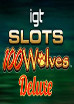 IGT游戏机:100匹狼(IGT Slots 100 Wolves )豪华破解版v1.0.3d