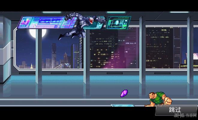 蜘蛛侠跑酷电脑版截图1
