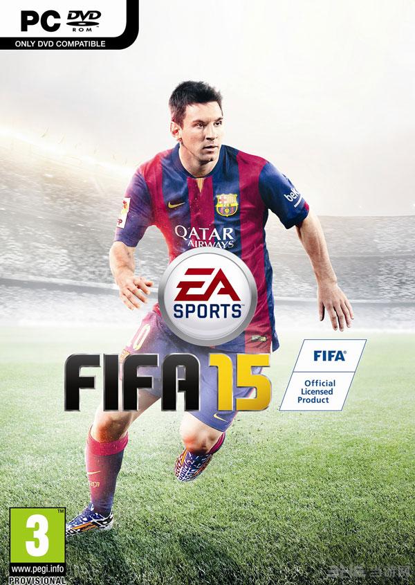 FIFA15封面图1