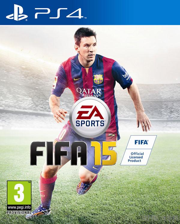 FIFA15封面图2