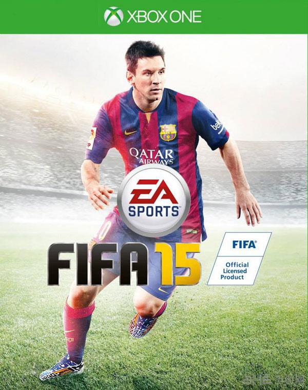 FIFA15封面图3