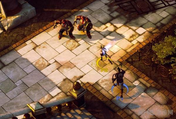 圣域3游戏截图1