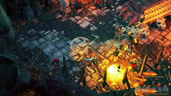 圣域3游戏截图4
