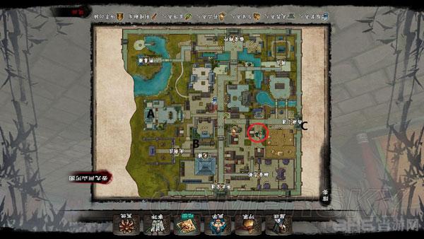 新剑侠传奇藏图宝箱地图一览