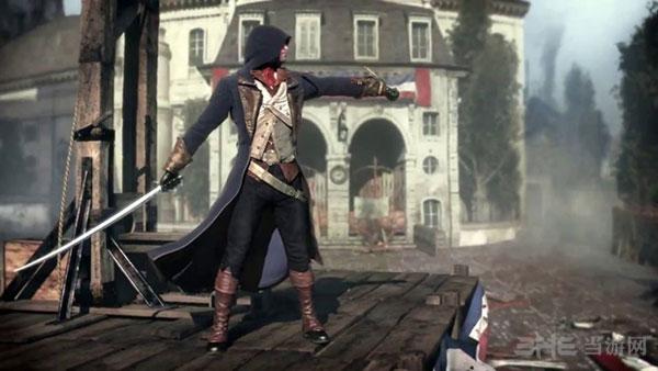 刺客信条大革命