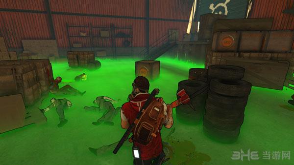 逃离死亡岛游戏截图6