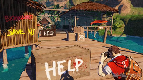 逃离死亡岛游戏截图3