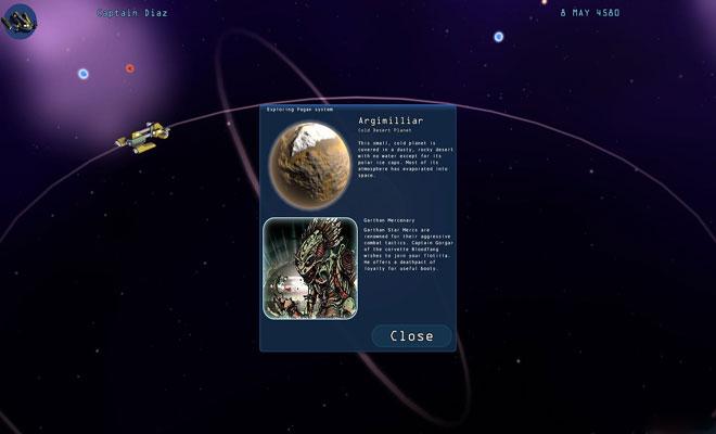 无限空间3:星辰大海截图1