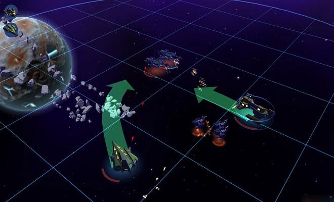 无限空间3:星辰大海截图2