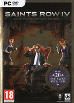 黑道圣徒4:世纪版(Saints Row 4: Game of the Century Edition)中文破解版
