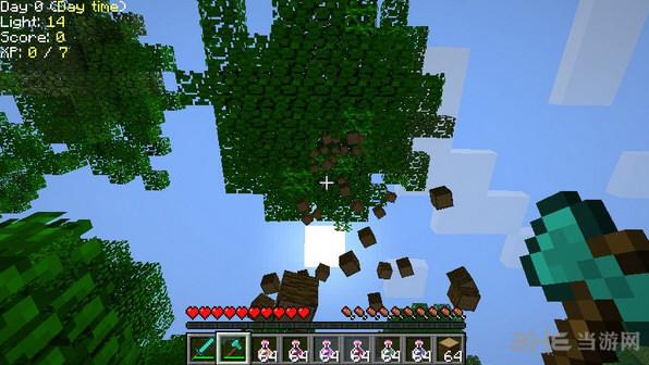 我的世界砍树mod [1.7.2/1.7.10]