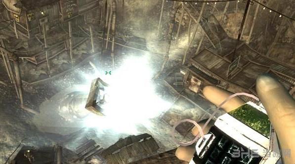 辐射3强大眩晕闪光弹MOD截图0