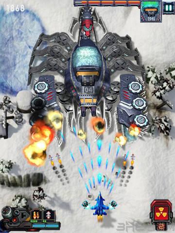 雷电2012金属咆哮电脑版截图3