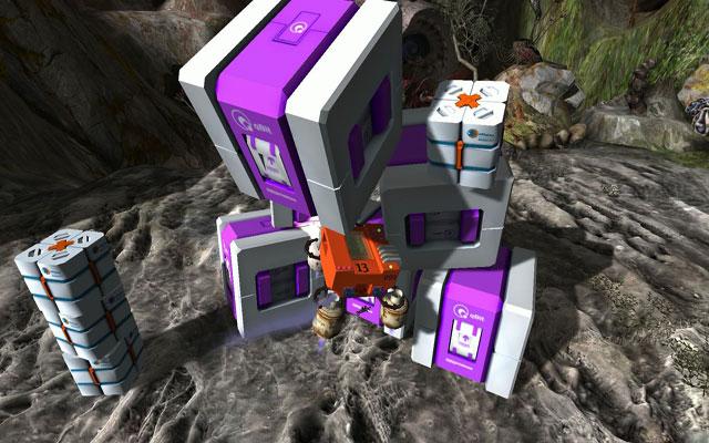 坠落的登陆器截图2