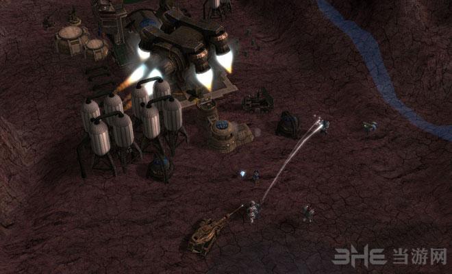 Z字特工队:钢铁战士截图0