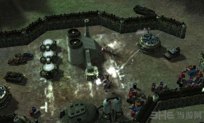 Z字特工队:钢铁战士截图2