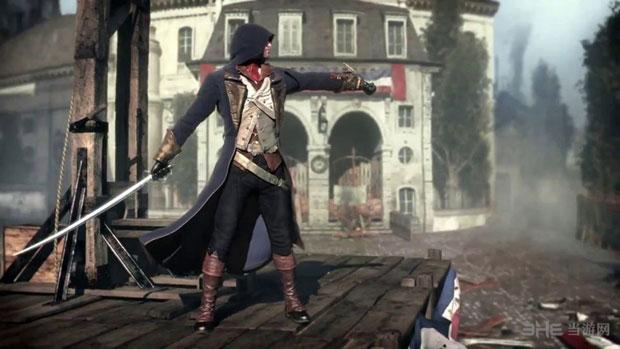 刺客信条大革命1