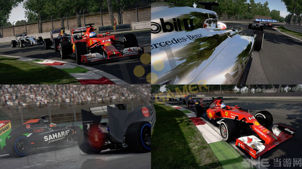 F1 2014截图1