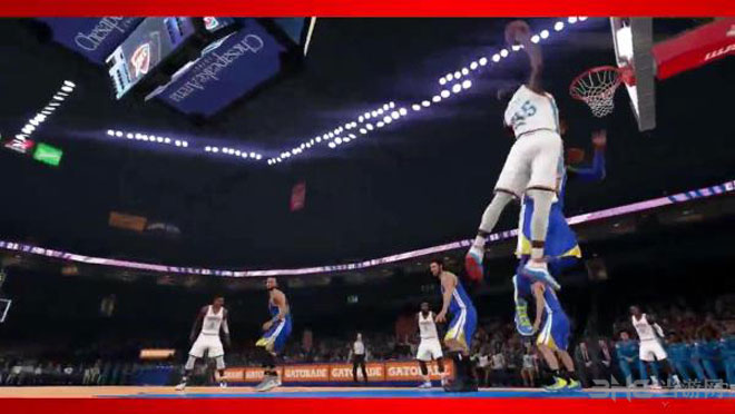 NBA2K15视频截图1
