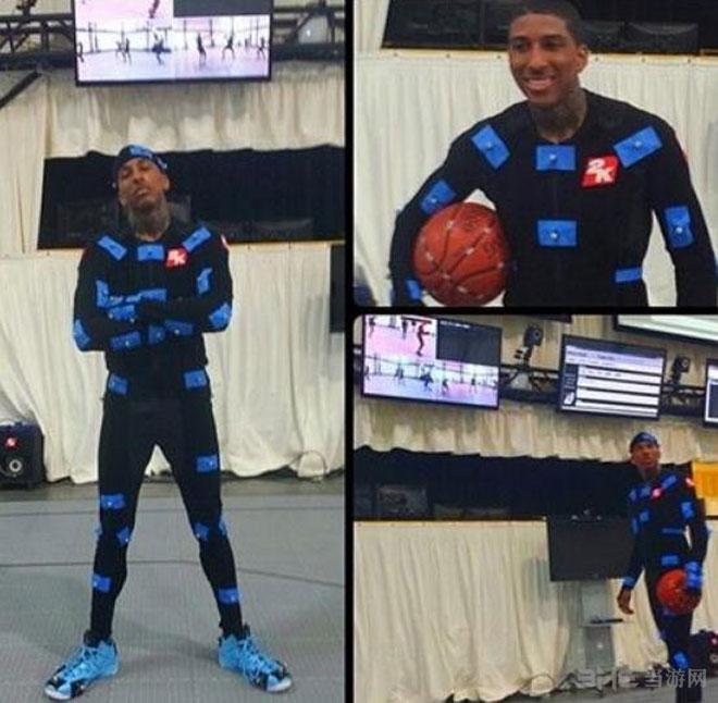 NBA2K15曝光制作过程