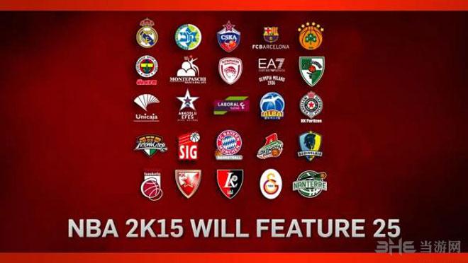 NBA2K15视频截图