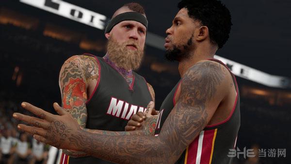 NBA2k15截图2