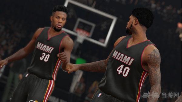 NBA2k15截图3