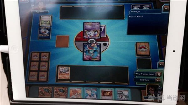 口袋妖怪卡牌游戏