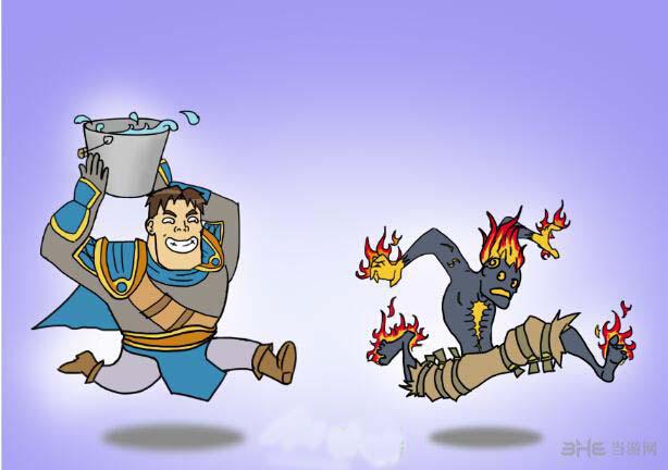 LOL英雄冰桶挑战3