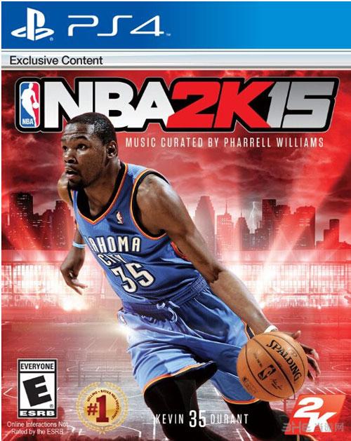 NBA2K15封面图2