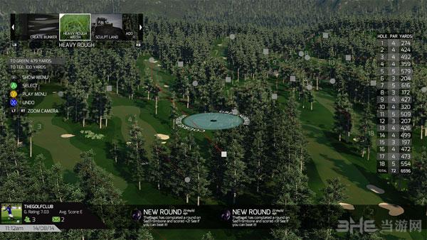 高尔夫俱乐部截图2