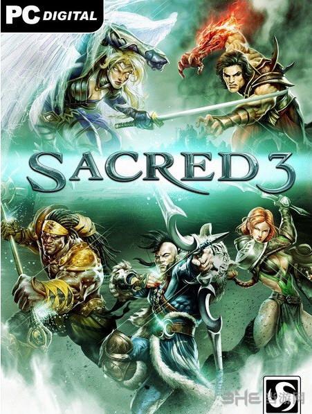 圣域3游戏封面