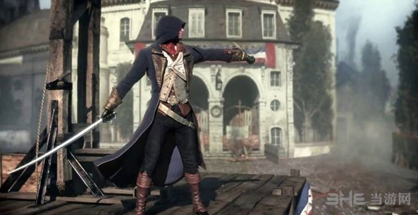 刺客信条大革命主角1