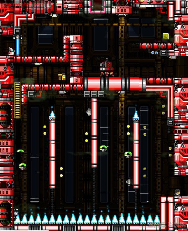 超级雷克斯游戏截图2
