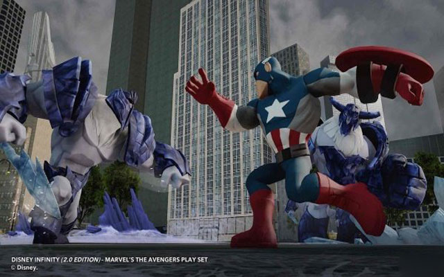 迪士尼无限2:漫威超级英雄截图0
