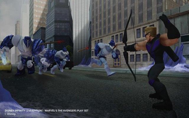 迪士尼无限2:漫威超级英雄截图3
