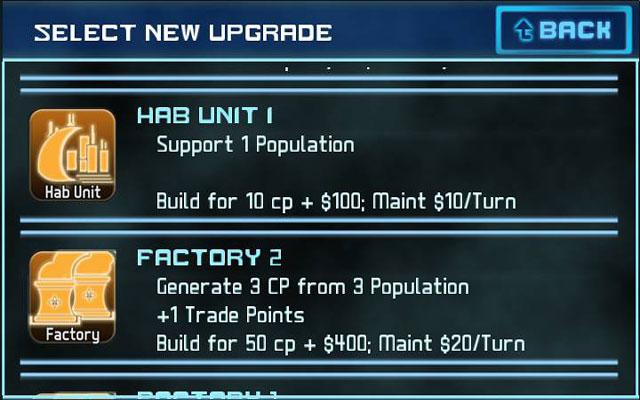 星际商贸:4X 帝国截图2