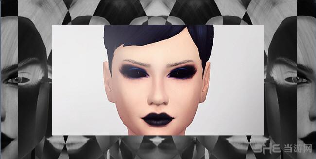 模拟人生4女性眼妆mod 模拟人生4女性霸气眼妆