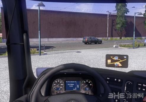 欧洲卡车模拟2内部照相机mod