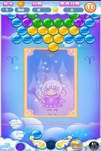 泡泡龙魔法少女电脑版截图2