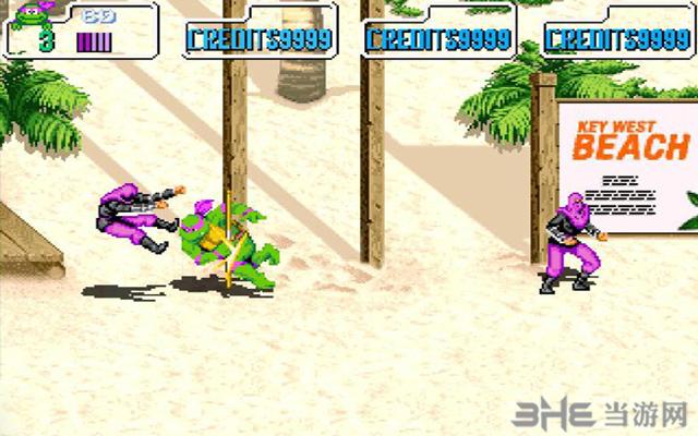 忍者神龟崛起截图1