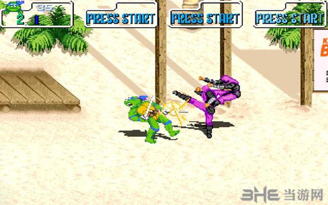 忍者神龟崛起截图2