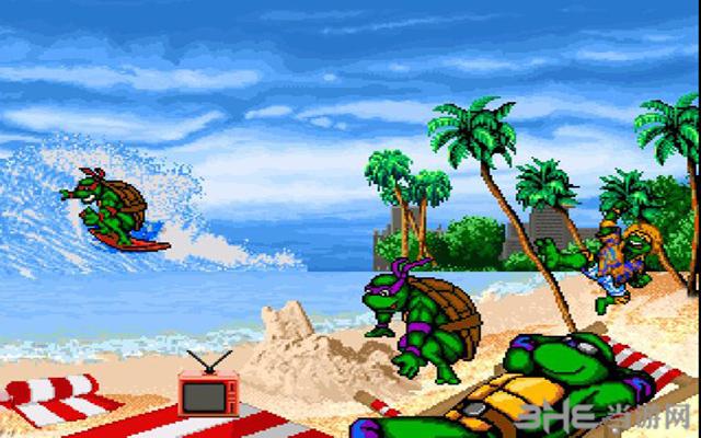 忍者神龟崛起截图4