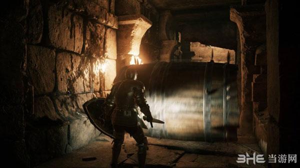 PS4独占游戏深坑截图