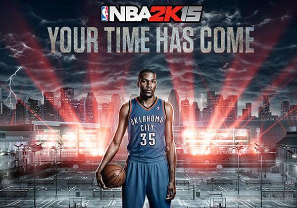 NBA2k15截图