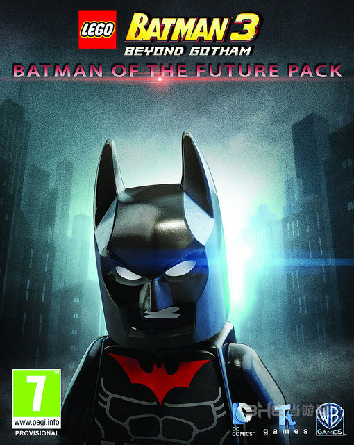 乐高蝙蝠侠3dlc截图