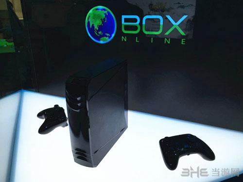 蜗牛推出的OBOX游戏主机
